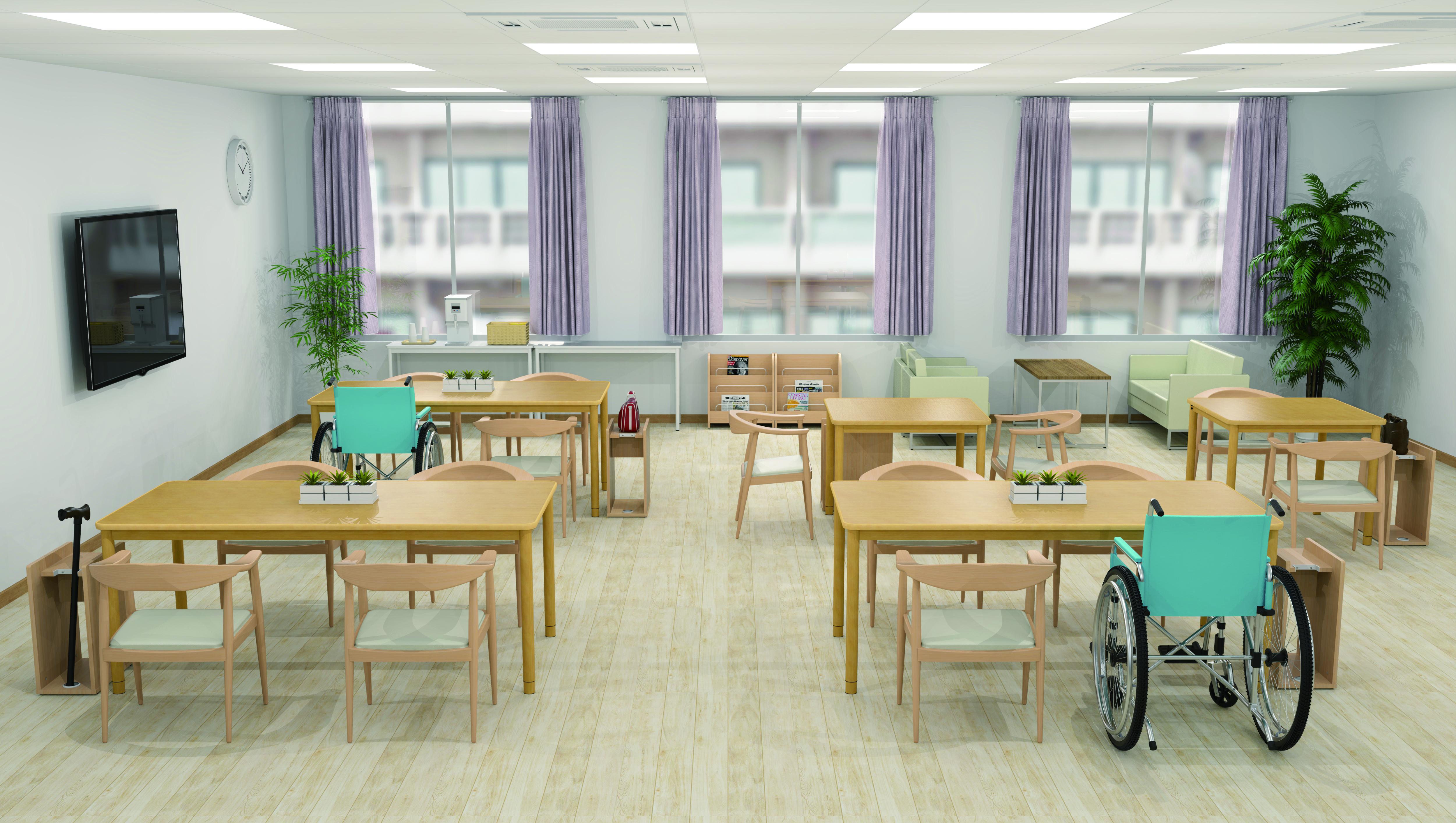 介護用テーブル