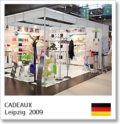 ライプツィヒ展示会2009出展