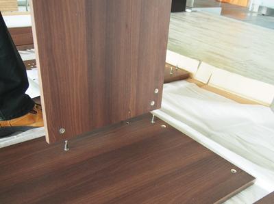 ユピタ木製デスク