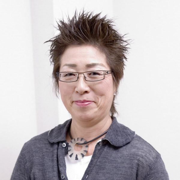 デザイナー山川富喜子
