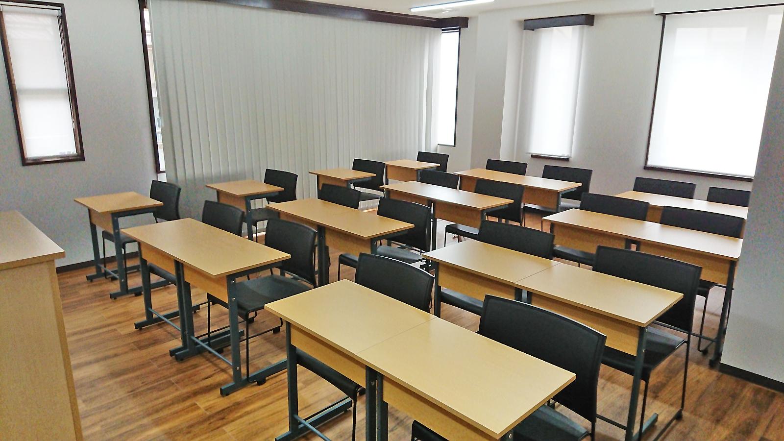 教育施設納入事例東京こころ日本語学校様