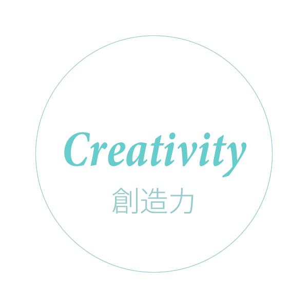 Creativity:創造力