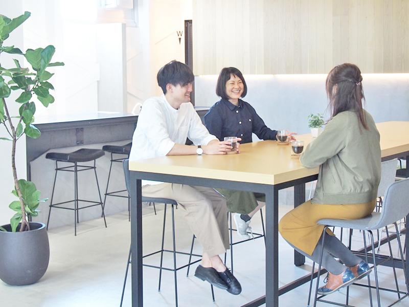 東京オフィスシーン