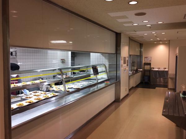 田村駒ビル食堂