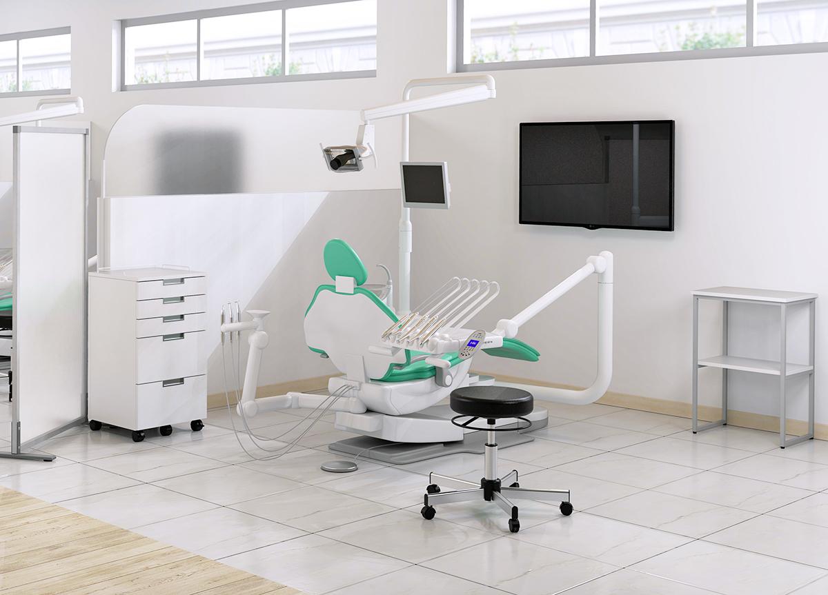 歯科クリニックシーン