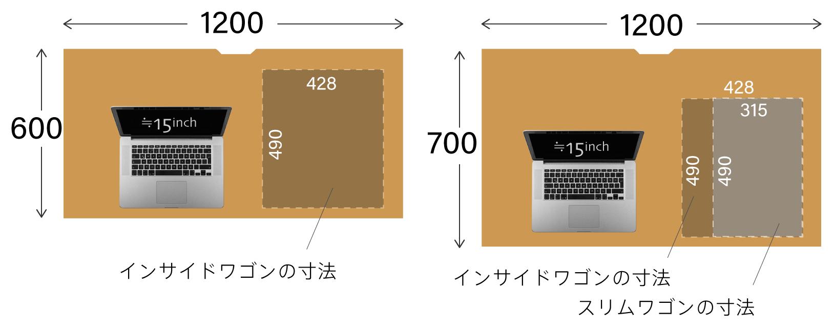 幅1200