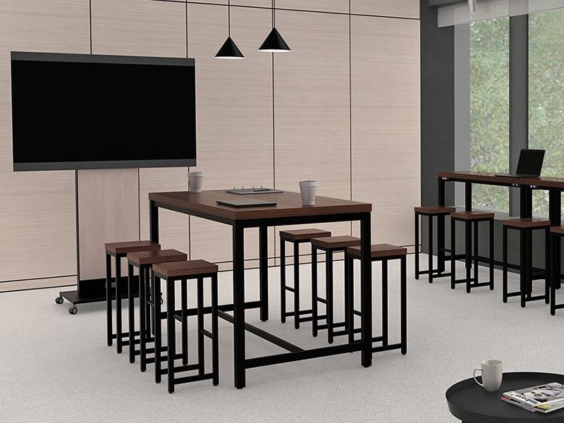 抗ウイルス天板を使用した家具