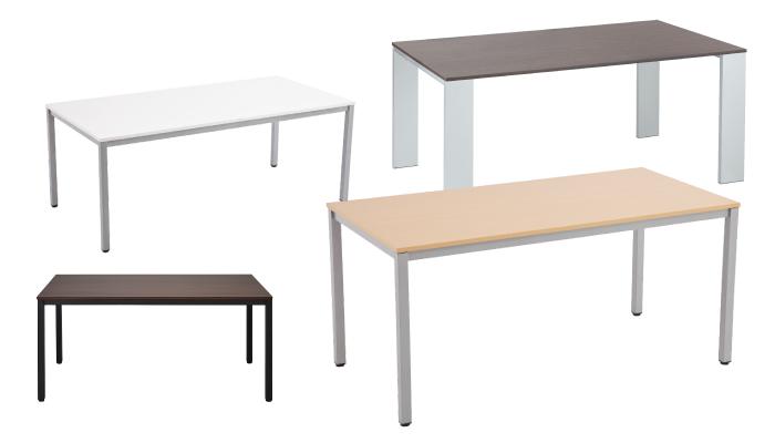 矩形テーブル