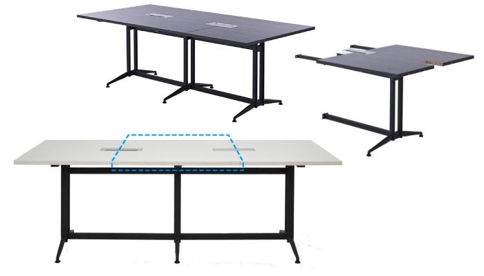 増連式テーブル