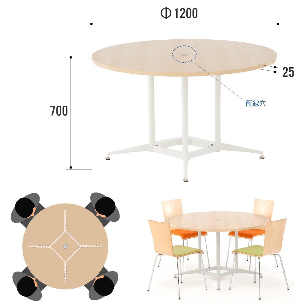 OAラウンドテーブル特徴