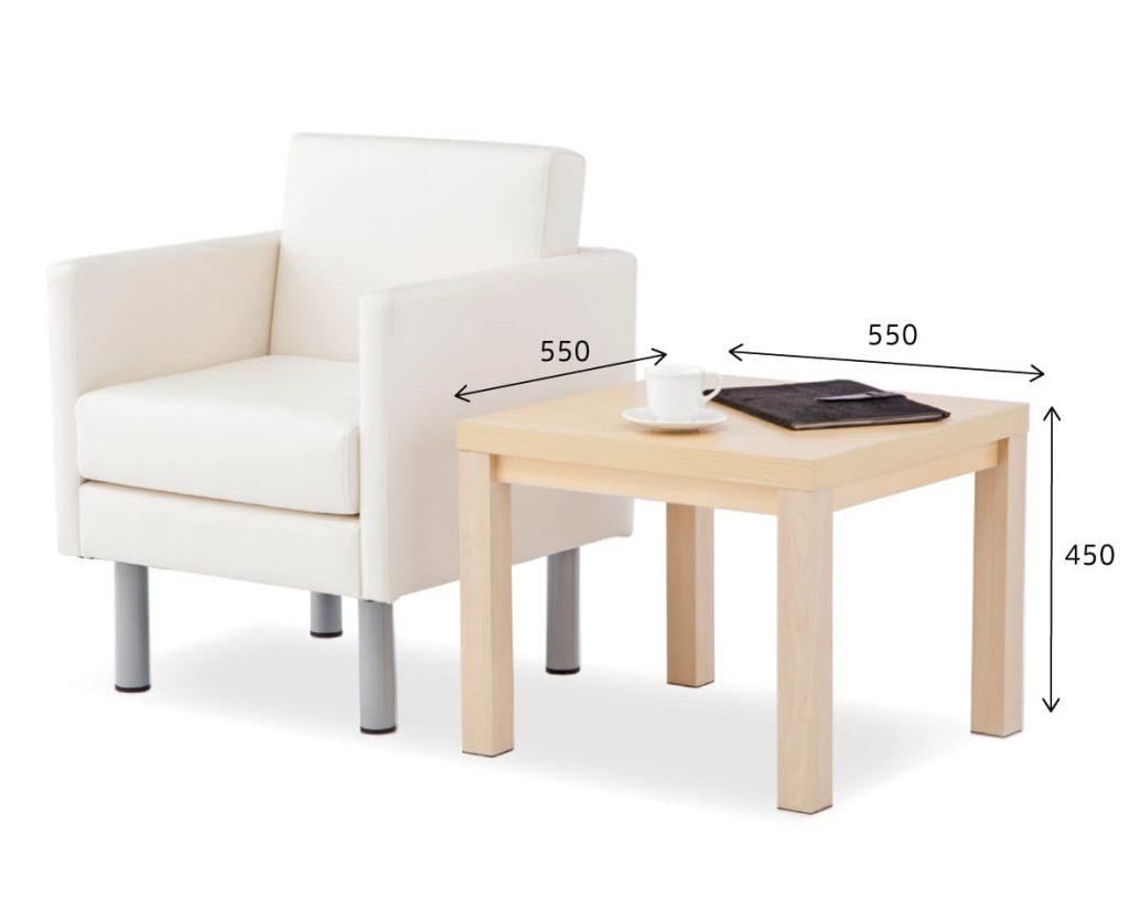 応接サイドテーブル