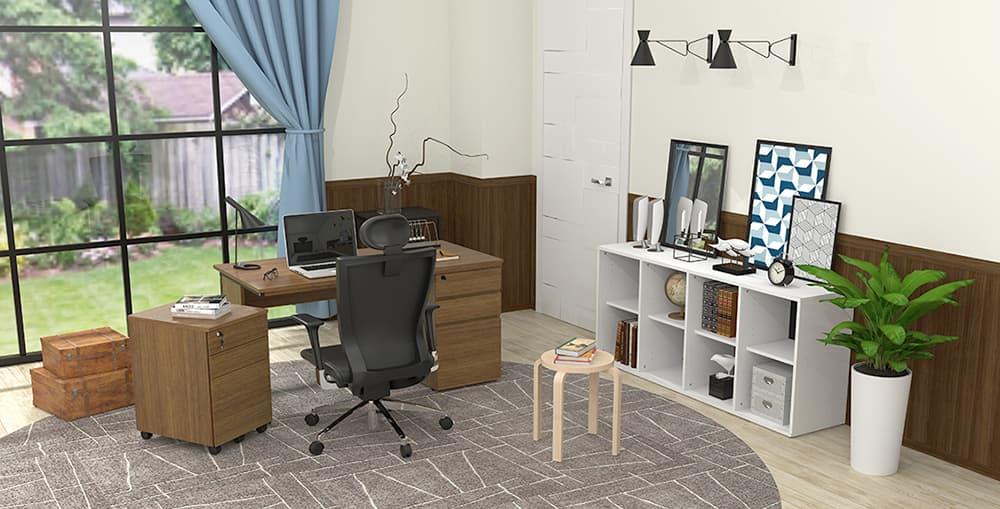 自宅オフィスのイメージ