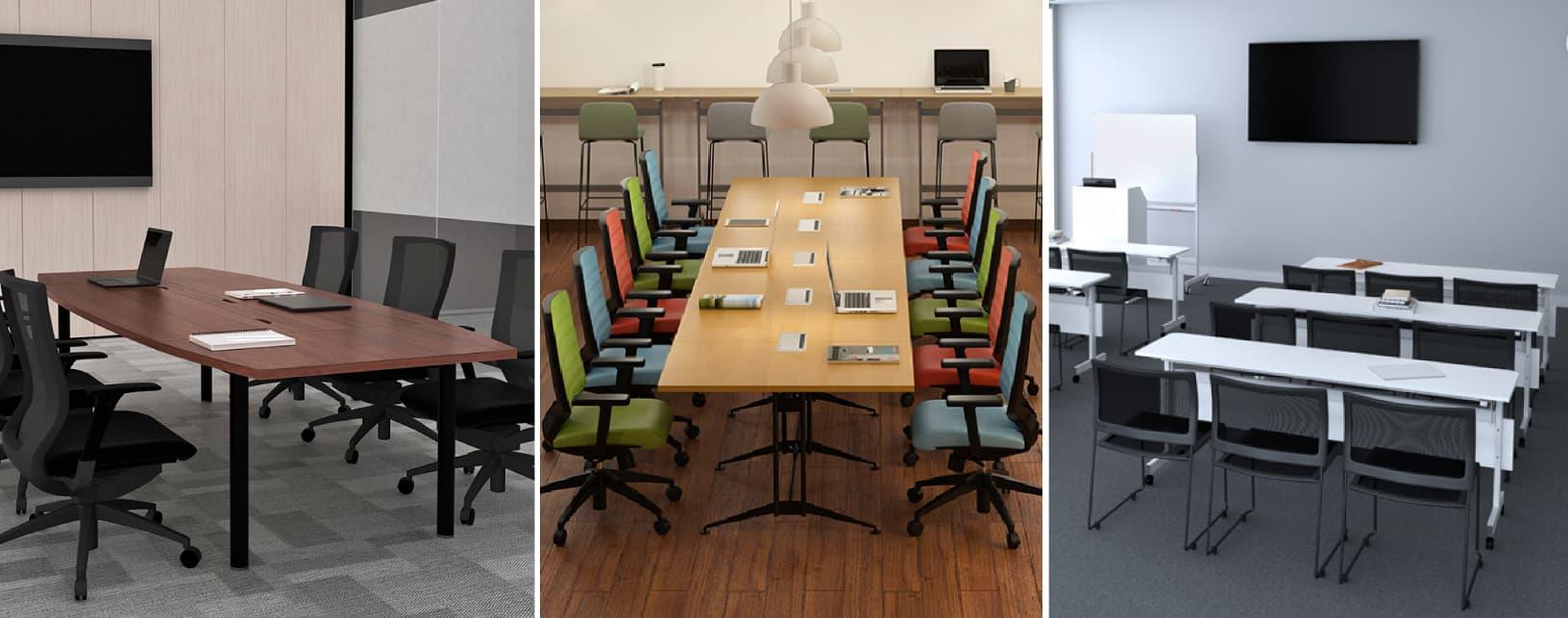 会議ミーティングテーブル