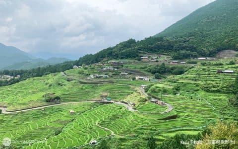 大切にしたい日本の原風景。三重県熊野市の「丸山千枚田」背景その①