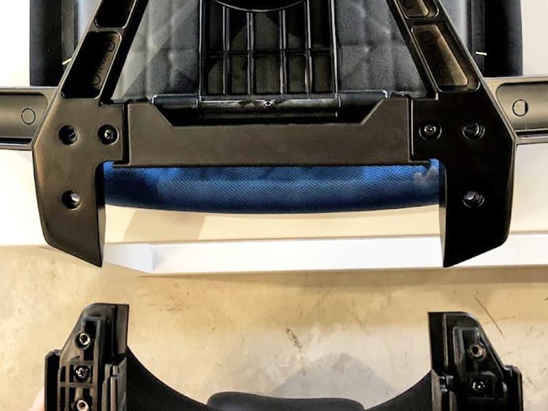 T50の背座連結方法